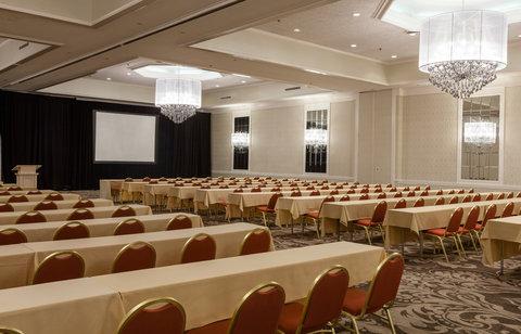 Charlotte Center City Hotel - Ballroom