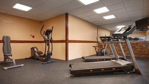 BEST WESTERN Hospitality Hotel & Suites - Fitness Center