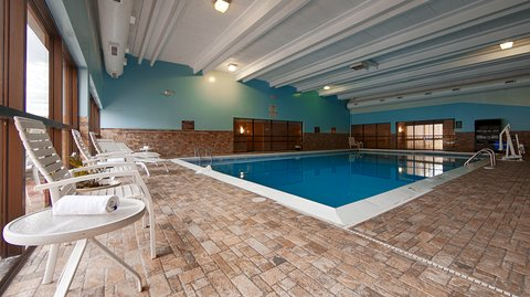 BEST WESTERN Hospitality Hotel & Suites - Indoor Pool
