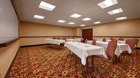BEST WESTERN Hospitality Hotel & Suites - Meeting Room