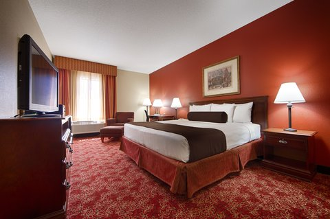 BEST WESTERN Fort Lauderdale Airport/Cruise Port - King Room