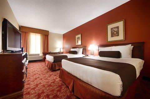 BEST WESTERN Fort Lauderdale Airport/Cruise Port - Two Queen Bedroom