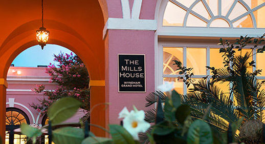 THE MILLS HOUSE WYNDHAM GRAND C