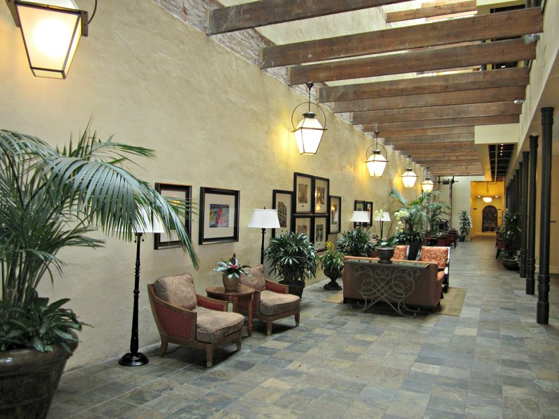 Country Inn & Suites New Orleans French Quarter Aula