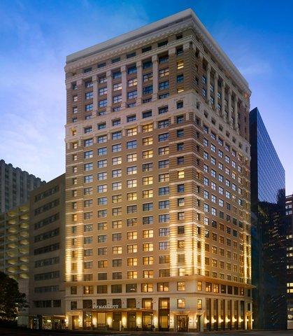 JW Marriott Houston Downtown - Exterior