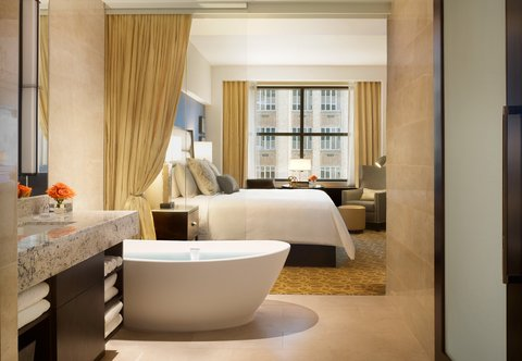 JW Marriott Houston Downtown - Superior King Guest Room - Bathroom