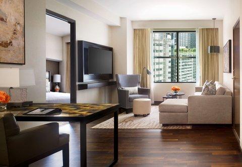 JW Marriott Houston Downtown - Deluxe King Suite