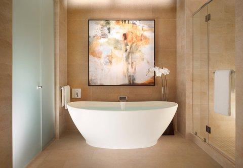 JW Marriott Houston Downtown - Executive Suite - Bathroom