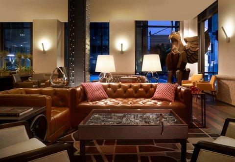 JW Marriott Houston Downtown - 806 Lounge