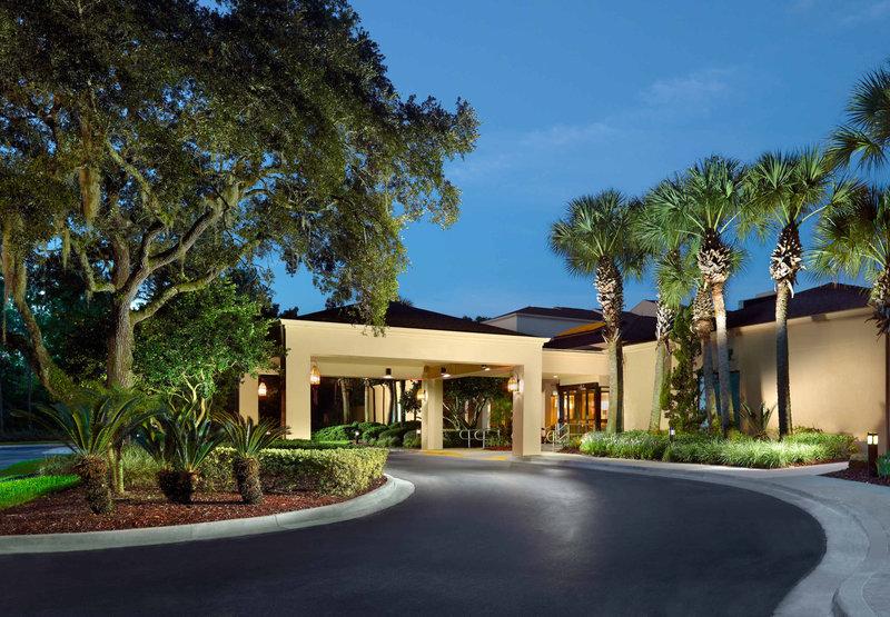 Courtyard Jacksonville Mayo Clinic/Beaches Vista exterior