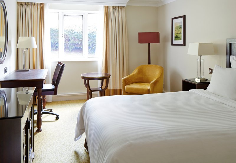 Hollins Hall Marriott Hotel & Country Club 客房视图