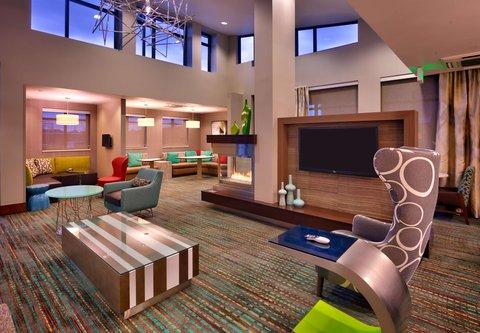 Residence Inn Salt Lake City Murray - Lobby