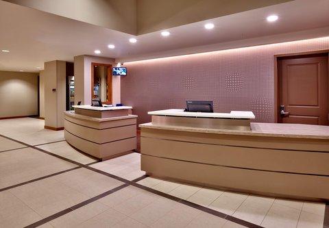 Residence Inn Salt Lake City Murray - Front Desk