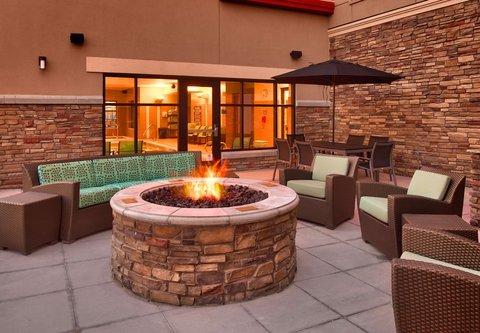 Residence Inn Salt Lake City Murray - Outdoor Fire Pit