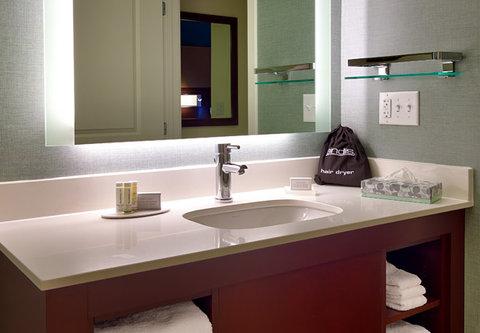 Residence Inn Salt Lake City Murray - Suite Bathroom Vanity