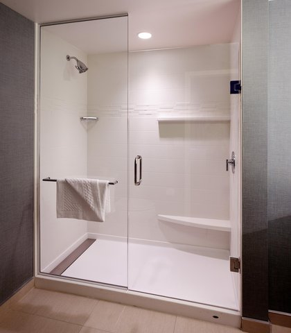 Residence Inn Salt Lake City Murray - Suite Bathroom - Shower