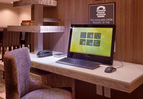 Residence Inn Salt Lake City Murray - Business Center