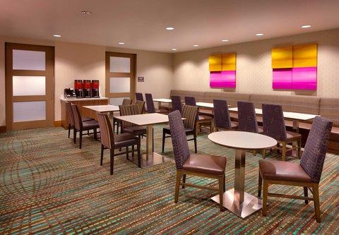 Residence Inn Salt Lake City Murray - Breakfast Area