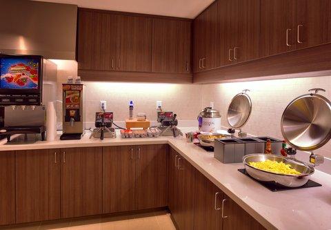 Residence Inn Salt Lake City Murray - Breakfast Buffet