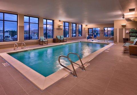 Residence Inn Salt Lake City Murray - Indoor Pool