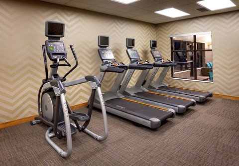 Residence Inn Salt Lake City Murray - Fitness Center
