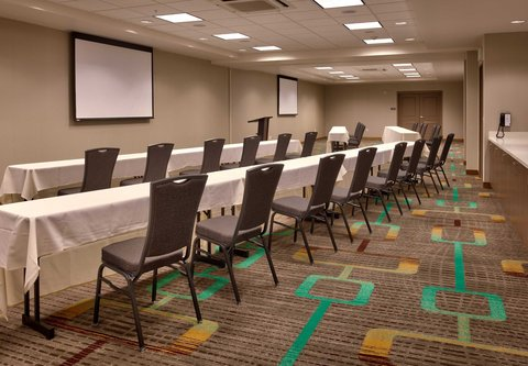 Residence Inn Salt Lake City Murray - Meeting Room   Classroom Setup