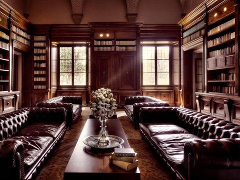 Il Salviatino Preferred Boutique - The Library
