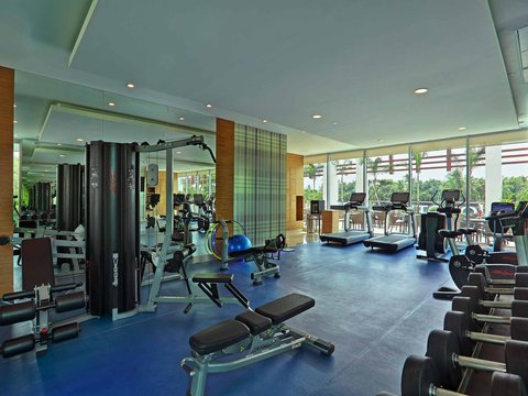 Novotel Chennai Sipcot (Opening August 2014) - Recreational Facilities