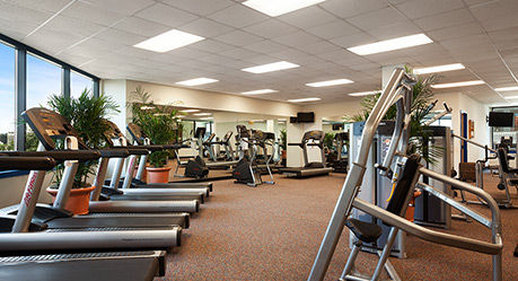 Wyndham San Antonio Riverwalk Hotel Fitness Club