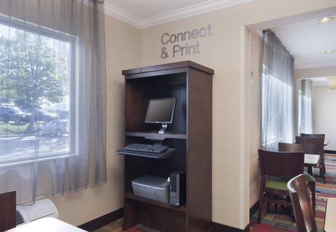 Fairfield Inn Bozeman - Business Center