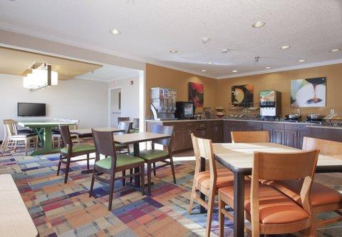 Fairfield Inn Bozeman - Breakfast Area
