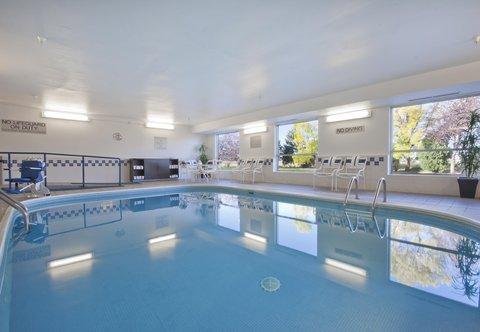 Fairfield Inn Bozeman - Indoor Pool