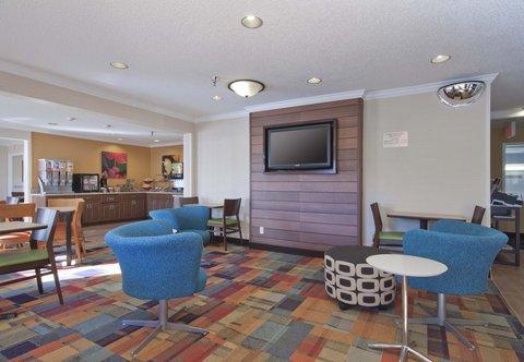 Fairfield Inn Bozeman - Lobby