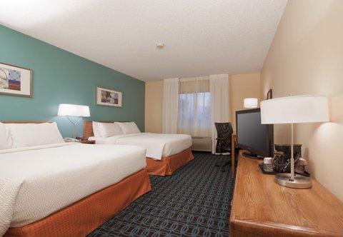 Fairfield Inn Bozeman - Queen Queen Guest Room