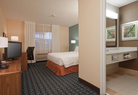 Fairfield Inn Bozeman - Queen Guest Room