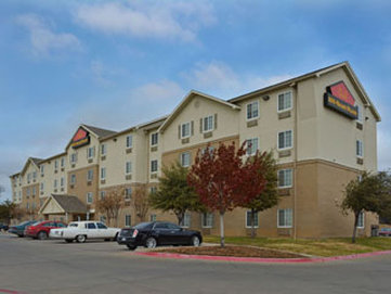WOODSPRING SUITES FORT WORTH F...