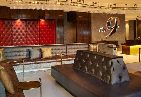 Metropolitan at The 9, Autograph Collection - Lobby Seating Area