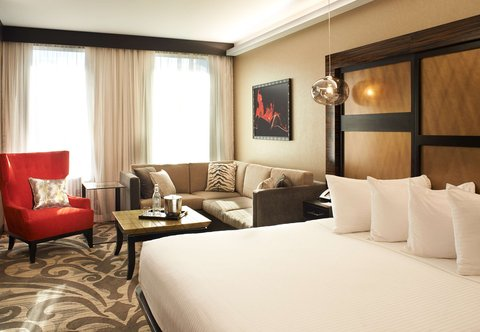 Metropolitan at The 9, Autograph Collection - King Guest Room
