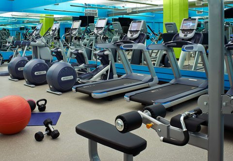 Metropolitan at The 9, Autograph Collection - Fitness Center