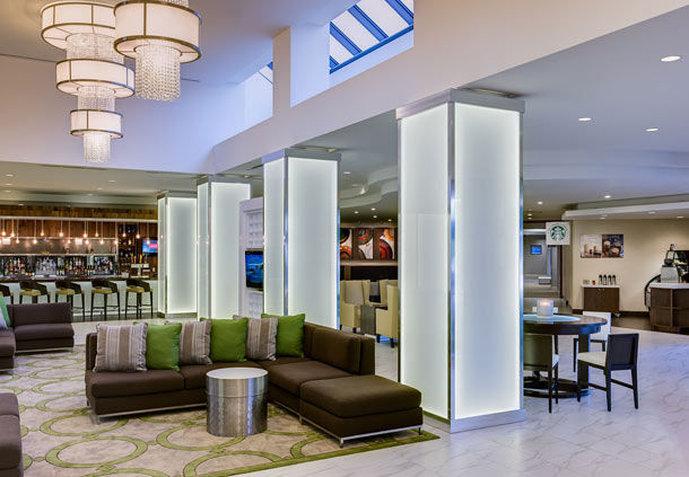 Marriott Dallas Addison Quorum Galleria Hall