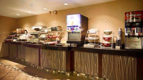 BEST WESTERN PLUS International Speedway Hotel - Breakfast Buffet