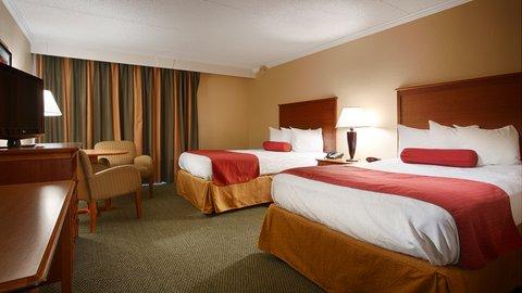 BEST WESTERN PLUS International Speedway Hotel - First-Class Accommodations