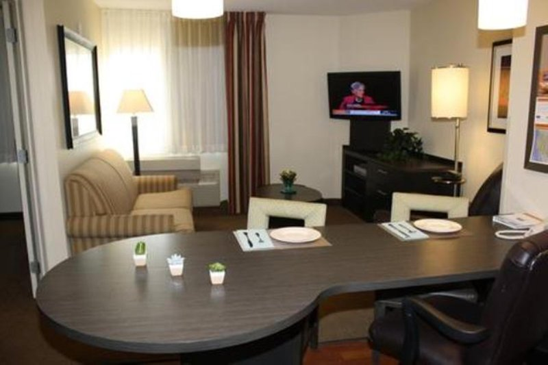 Candlewood Suites Houston by the Galleria Vista do quarto