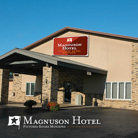 Magnuson Hotel Pictured Rocks Tourist Cl Munising Mi Hotels Gds Reservation Codes Travel Weekly