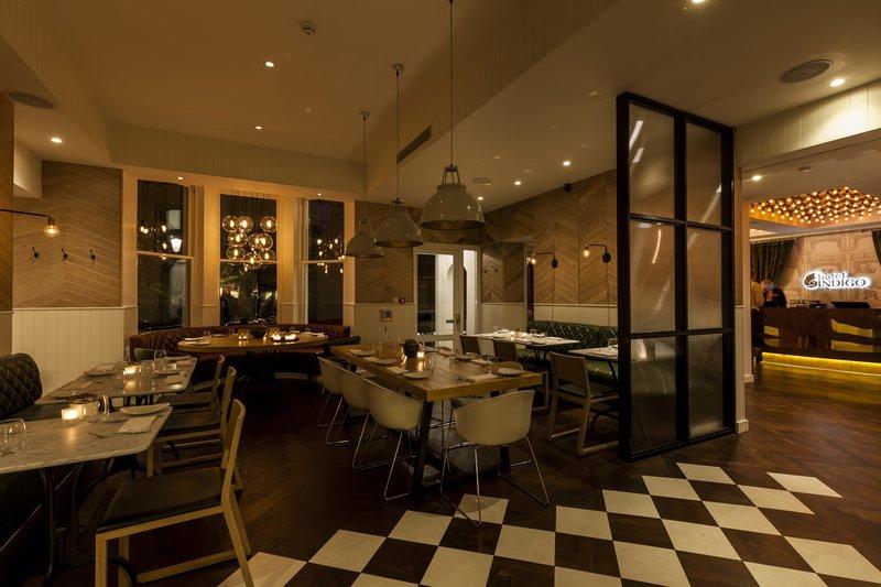 Hotel Indigo London Kensington - Earl's Ct Gastronomía