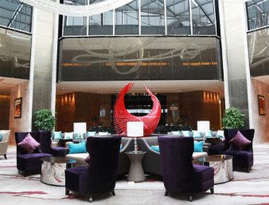 Ramada Plaza Liuzhou Liudong - Lobby Lounge