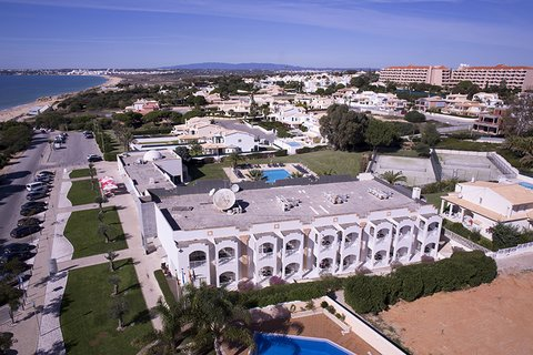 Vila Gale Praia Hotel - aerea view