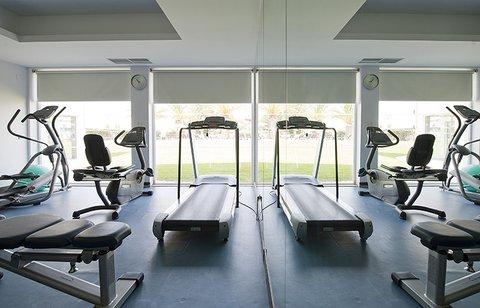 Vila Gale Praia Hotel - gym