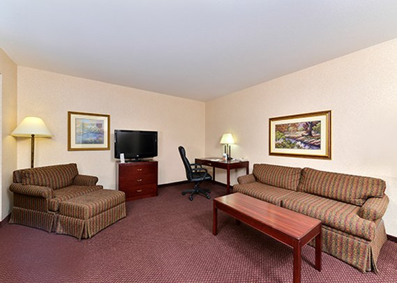 Comfort Inn & Suites Fort Madison Rum
