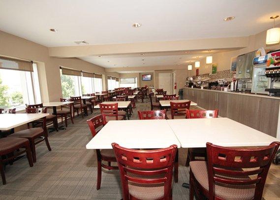 Comfort Inn Nashville Sala convegni